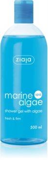 Ziaja Marine Algae освежаващ душ гел с екстракт от водорасли