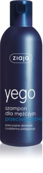 Ziaja Yego shampoo antiforfora per uomo