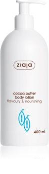 Ziaja Cocoa Butter hranjivo mlijeko za tijelo s kakaovim maslacem