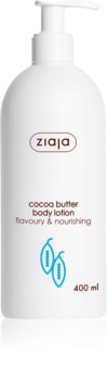 Ziaja Cocoa Butter tápláló testápoló krém kakaóvajjal