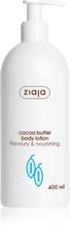 Ziaja Cocoa Butter vyživující tělové mléko s kakaovým máslem