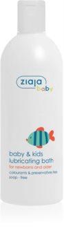 Ziaja Baby óleo de banho para bebés 0+