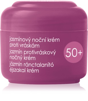 Ziaja Jasmine Night Cream with Anti-Wrinkle Effect