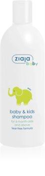 Ziaja Baby shampoing pour enfant