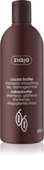 Ziaja Cocoa Butter shampoing nourrissant au beurre de cacao