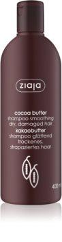 Ziaja Cocoa Butter shampoo nutriente con burro di cacao