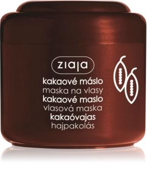 Ziaja Masło Kakaowe maska do włosów z masłem kakaowym