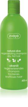 Ziaja Natural Olive shampoing régénérant pour tous types de cheveux