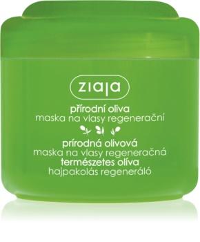 Ziaja Natural Olive maschera rigenerante per capelli