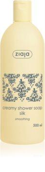Ziaja Silk docciaschiuma in crema