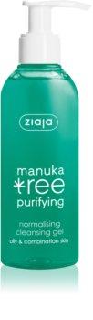 Ziaja Manuka Tree Purifying čisticí gel pro mastnou a smíšenou pleť