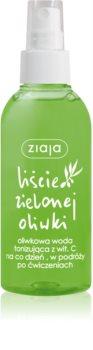 Ziaja Olive Leaf Hellävaraisesti Puhdistava Kasvovesi Oliiviuutteen Kanssa