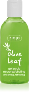 Ziaja Olive Leaf gel pilling