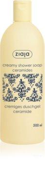 Ziaja Ceramides кремообразен душ-сапун с церамиди