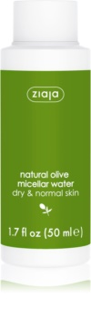Ziaja Natural Olive Micellar Water for Normal and Dry Skin