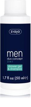 Ziaja Men šampón a sprchový gél 2 v 1