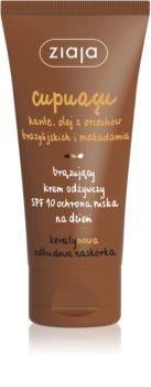 Ziaja Cupuacu bronzující krém na obličej SPF 10