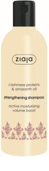 Ziaja Cashmere shampoo rinforzante
