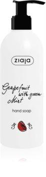 Ziaja Grejpfrut z zieloną miętą mydło w płynie do rąk