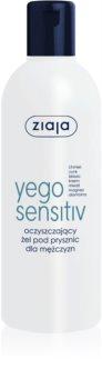 Ziaja Yego Sensitiv gel de douche pour homme