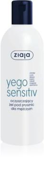 Ziaja Yego Sensitiv gel za tuširanje za muškarce