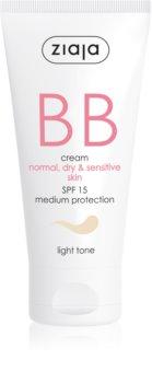 Ziaja BB Cream BB krém pre normálnu a suchú pleť