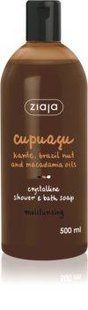 Ziaja Cupuacu kristalni gel za tuširanje i sapun za kupanje