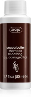 Ziaja Cocoa Butter Smoothing Shampoo for Dry and Damaged Hair