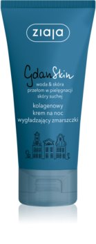 Ziaja Gdan Skin Night Cream With Collagen