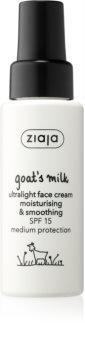 Ziaja Goat's Milk vyhlazující denní krém SPF 15