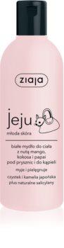Ziaja Jeju Young Skin gel bain et douche