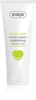 Ziaja Lemon Cake hidratáló kézkrém