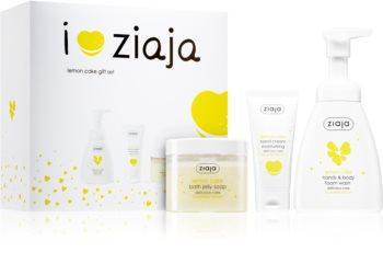 Ziaja Lemon Cake подаръчен комплект за тяло