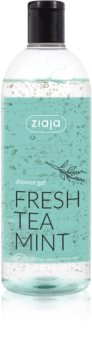 Ziaja Fresh Tea Mint felfrissítő tusfürdő gél