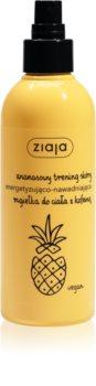 Ziaja Pineapple мъгла за тяло с хидратиращ ефект