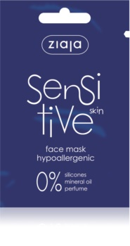 Ziaja Sensitive maschera ipoallergenica