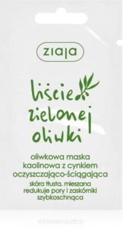 Ziaja Natural Olive maschera viso al caolino