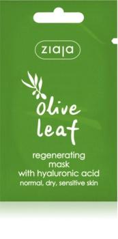 Ziaja Olive Leaf máscara regeneradora