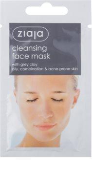 Ziaja Mask Máscara facial de limpeza