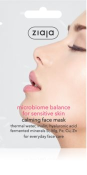 Ziaja Microbiome Balance Soothing Face Mask
