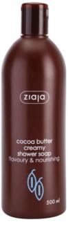 Ziaja Cocoa Butter gel de banho cremoso