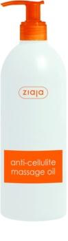 Ziaja Massage Oil huile de massage anti-cellulite