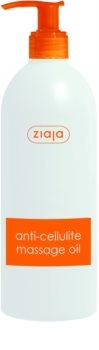 Ziaja Massage Oil masážní olej proti celulitidě