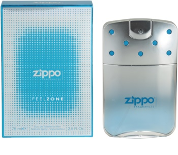 Zippo Fragrances Feelzone for Him Eau de Toilette voor Mannen