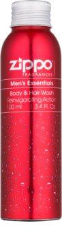 Zippo Fragrances Men´s Essentials gel za tuširanje za muškarce