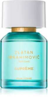 Zlatan Ibrahimovic Supreme eau de toilette pentru femei