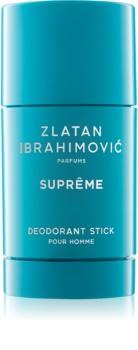 Zlatan Ibrahimovic Supreme deodorante stick per uomo