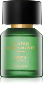 Zlatan Ibrahimovic Myth Wood Eau de Toilette pentru bărbați