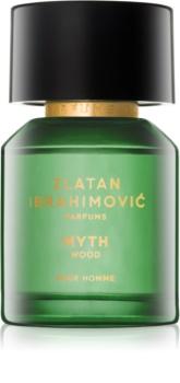 Zlatan Ibrahimovic Myth Wood Eau de Toilette για άντρες
