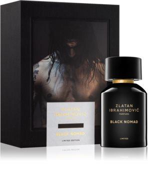 Zlatan Ibrahimovic Black Nomad eau de toilette (edición limitada) para hombre 100 ml